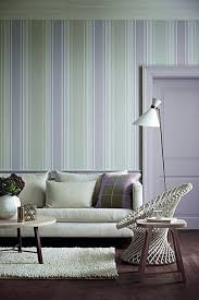 Wallpaper Interior Design Chic Stripes Wallpaper For A Tasteful Interior Design U2013 Fresh