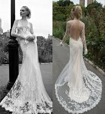 italian wedding dresses 2016 inbal dror vintage lace wedding dresses mermaid v neck