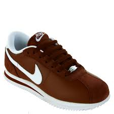 imagenes tenis nike cortes tênis nike cortez basic leather 6 branco marrom cute clothes and