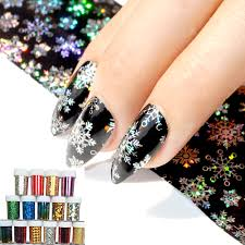 online buy wholesale silver foil nails from china silver foil