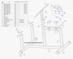 Aldo Leopold Bench Plans Bench Weight Bench Plans Golds Gym Xr Weight Bench Olympic Plans