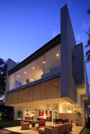 Contemporary Style Homes by Luxurious Modern Mansion With Huge Cantilever In Contemporary