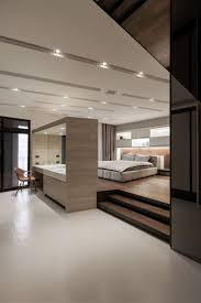 sophisticated modern bedrooms design with king size headboards