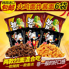 turkey bags usd 9 77 korean noodle imported instant noodles spicy three