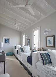 Beach Cottage Bedroom Ideas by Best 25 Beach House Rooms Ideas On Pinterest Beach House Decor
