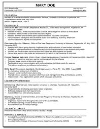 professional resume titles list resume title