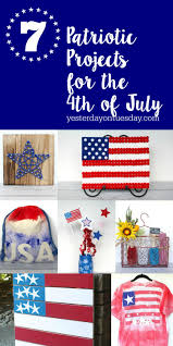 Blue White And Red Flags Red White And Blue Patriotic Projects