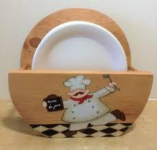 chef themed kitchen