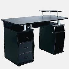bureau pour ordinateur fixe table salon conforama bois pour decoration en table de bois élégant