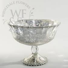 Pedestal Bowls For Centerpieces Vases Design Ideas Mercury Glass Vases Wholesale Awesome Mercury