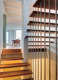 Stairs Without Banister Splendid Fabrication Staircase Design From Steel Materials Without