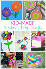 kid made mother u0027s day crafts moms will love