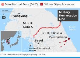 map us and korea winter olympics south korea interest amid korea questions