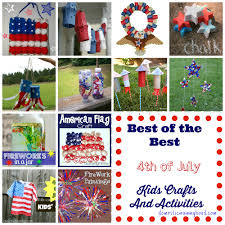 20 4th of july kids crafts and activities domestic mommyhood