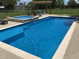 Backyard Paradise Conway Ar Fiberglass Pools Barrier Reef Usa Simply The Best Swimming Pools