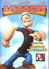 El viaje de Popeye (2004) [Latino]