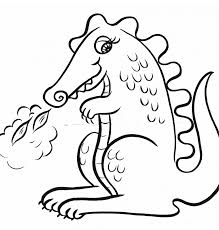 dragon coloring pages printable activity shelter