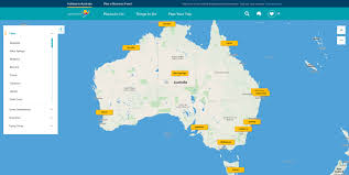 major cities of australia map australia map cities major cities in australia map