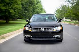volkswagen fast car 2014 volkswagen passat 1 8l sel front view in motion photo