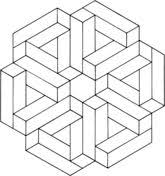 illusions coloring pages op art vasarely illusions pinterest op art illusions and