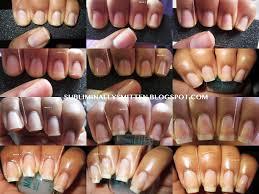 subliminallysmitten healthy nails the journey