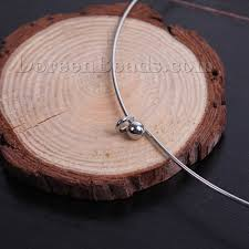 neck ring necklace images Worldwide free shipping 304 stainless steel collar neck ring JPG