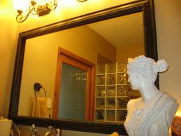 framed bathroom mirrors omaha bathroom mirror frames simple
