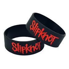 rubber power bracelet images Jephne music slipknot wristband rubber silicone bracelet cuff punk jpg