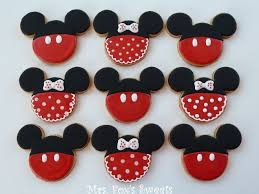 25 mickey mouse cookies ideas disney themed