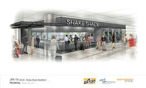 Jfk Terminal 4 Map Shake Shack And Other Impressive Food Options Coming To Deltas