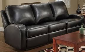 bonded leather modern double reclining sofa u0026 loveseat set