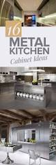 metal kitchen furniture best 25 metal kitchen cabinets ideas on pinterest brass kitchen