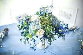 white and blue floral arrangements blue flower bouquet for prom pause slideshow blue flowers
