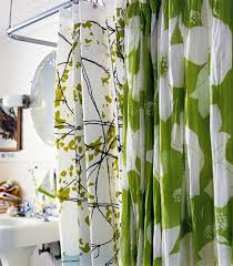 bamboo shower curtain modern style how to make a liner for