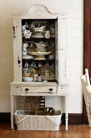 how to arrange dishes in china cabinet follow the yellow brick home antique china cabinet