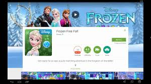play frozen free fall pc
