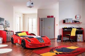Race Car Bedroom Decor Mattress - Boys bedroom ideas cars