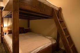 Custom Bunk Beds Queen Bunk Bed - Full over queen bunk bed
