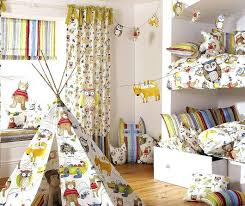 Jungle Curtains For Nursery Childrens Curtains Canada Apartment Curtains