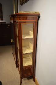 sold antique corner china cabinet 1945 made in canada estate close