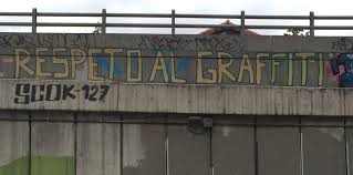 graffiti and street art can be controversial but can also be a