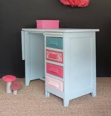 bureaux vintage bureau vintage en chêne couleurs pastels meubles et mobilier