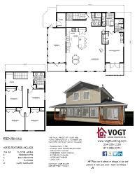 building plans vogt building construction
