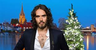 people are not happy about russell brand turning on town u0027s