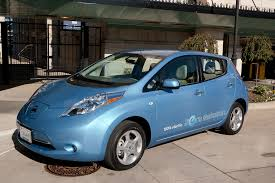 2011 nissan leaf zero emission electric vehicle