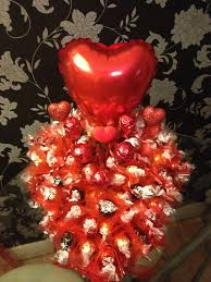 lindt halloween candy valentines chocolate bouquet 75 lindt chocolates and 5 chocolate