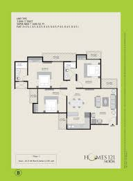 gulshan ajnara homes 121 noida residential property