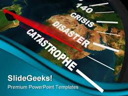 catastrophe powerpoint templates slides and graphics
