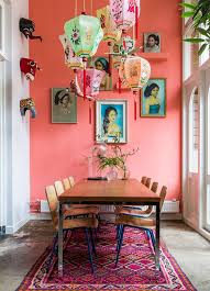 for the home think pink gallery wall walls and room