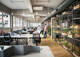 Open Plan by Habita Coworking Offices U2013 Istanbul Open Plan Office Spaces And